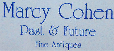 MARCY'S PAST AND FUTURE ANTIQUES
