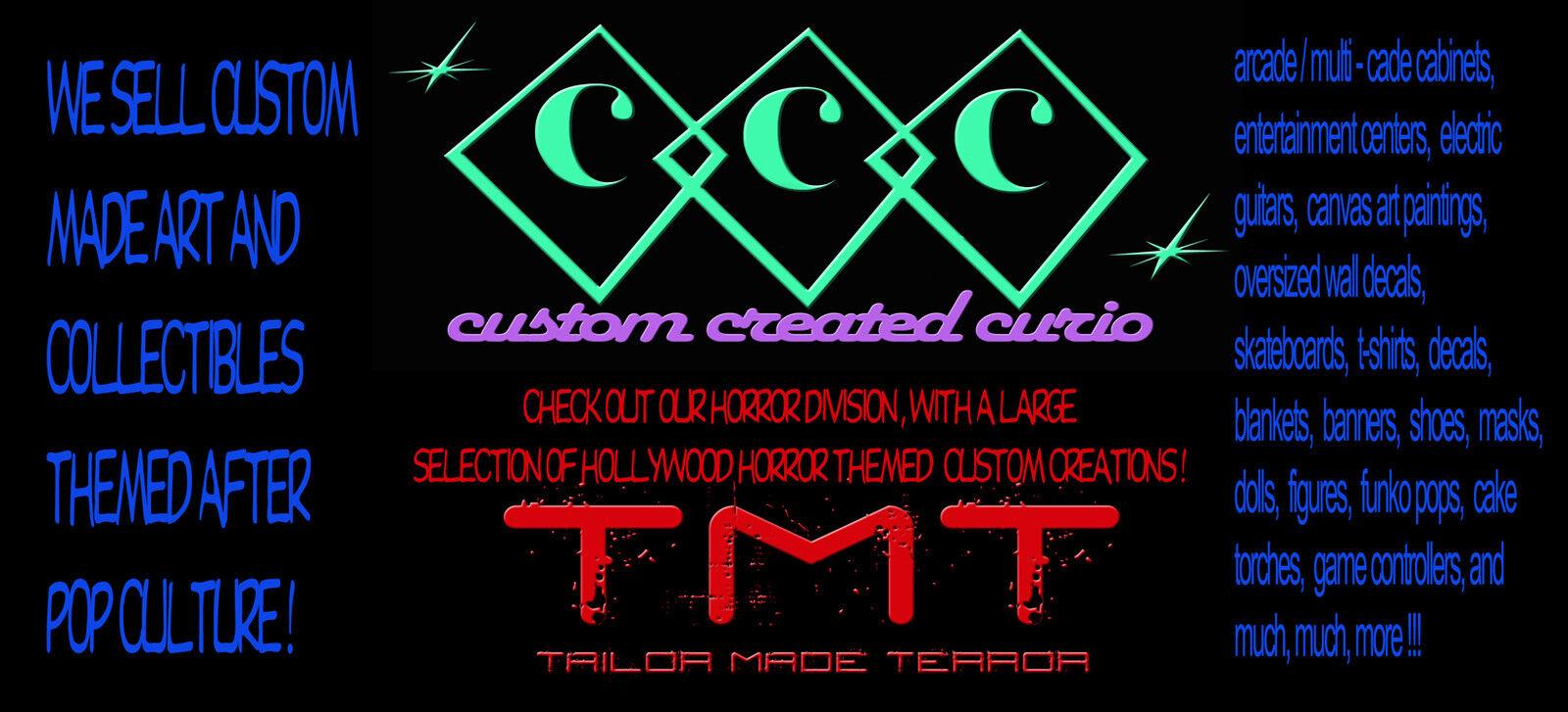 Custom Created Curio