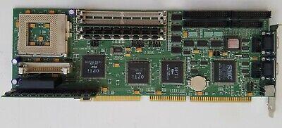 Usl39142s Assy 1300-00-01 Single Board Industrial Computer Isa Pci W Ram