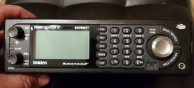 Uniden Bearcat BCD996XT Digital Mobile Scanner with USB Cable