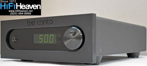 Bel Canto Design e.One DAC 1.5 Digital to Analog Converter $1400 List !