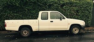 1998 Toyota Hilux Ute Sandy Bay Hobart City Preview