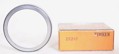 3 Count Timken Tapered Roller Bearing Cup 15245