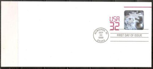 USA SC # U639 Space shuttle FDC.  No Cachet # 10  Envelope .