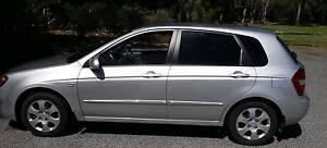 2007 Kia Cerato EX Hatchback Gladstone Gladstone City Preview