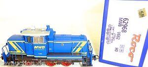 MWB Diesellok BR 662 ex BR 260 DB  Ep5 NEM KKK Roco 62968 H0 1:87 OVP #KB3  µ