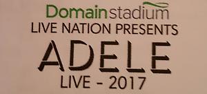 ADELE LIVE 2017 Beechboro Swan Area Preview