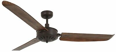 Ceiling fan Airfusion Carolina Oil rubbed bronze with wall control 142 cm / 56