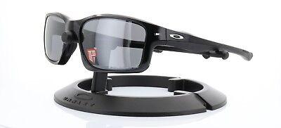 Oakley Chainlink Sunglasses OO9247-09 Black Ink w/ Black Iridium Polarized Lens