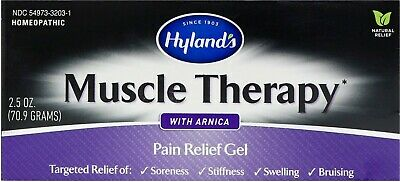 Hyland's Muscle Therapy Gel with Arnica, Natrual Joint and M