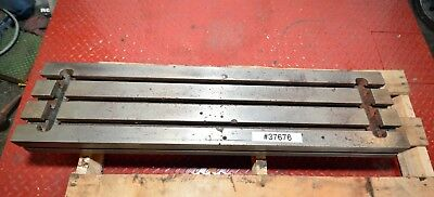 Bridgeport 36 Inch Table Only - Used Inv.37676