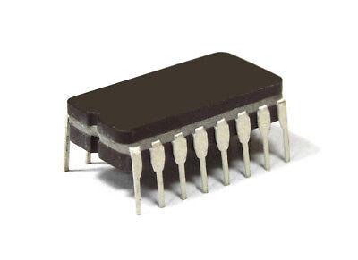 MOTOROLA MC14512CL 8 CHANNEL DATA SELECTOR 8 BIT MULTIPLEXER CERAMIC IC DIP 16