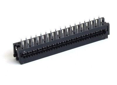 Pfosten-Verbinder RM2,54 Stecker Buchse Print Schneidklemm Flachbandkabel IDC