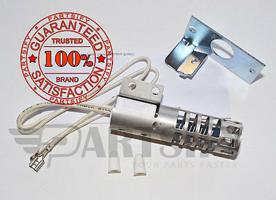 New! WB2X5195 Gas Range Oven Stove Ignitor Igniter Fits GE General Electric