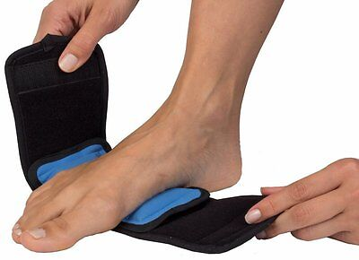 Plantar Fasciitis Therapy Wrap for Arch Support Foot Compression Pain (Arch Support Pain)