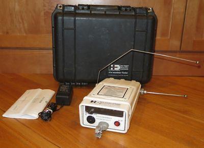 Hde Electric Hi-test It-4 Hi-voltage Insulator Tester