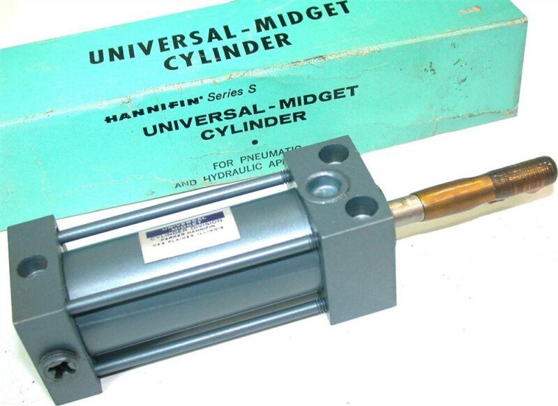 Parker Hannifin 1 Stroke Spring return Universal Midget Air Cylinder 1 X 1