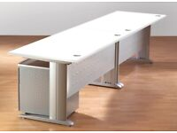 NEW - INDEX - TOP QUALITY DESKS - BEST PRICE IN THE UK - 1400MM X 700MM - INCREDIBLE