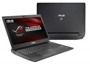 16GB Asus ROG G750 17.3