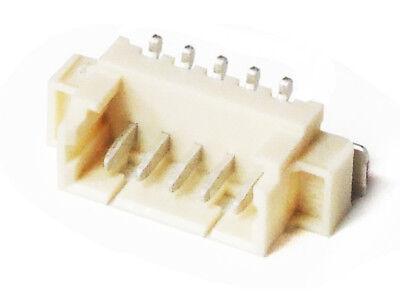 Molex 53398-0571 Picoblade 5-pin 0 116in Male Header Connector Smd Pen Strip