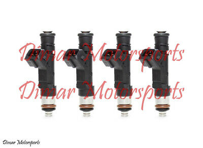550cc Genuine Bosch High Flow Performance Fuel Injector Set of 4