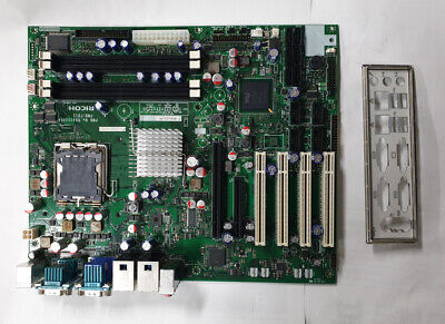 RICOH FB15-L2S-10 Industrial motherboard LGA775
