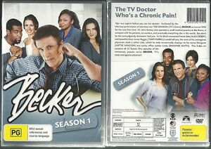 BECKER-COMPLETE-SEASON-ONE-1-TED-DANSON-TERRY-FERRELL-HILARIOUS-NEW-3-DVD-SET