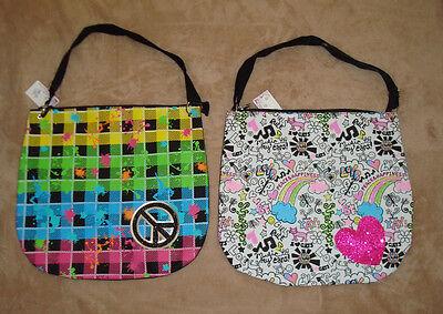 Total Girl Graphic Tote Bag Purse Book Bag