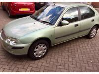 rover 25 automatic