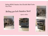 Belling Stainless Steel cooker