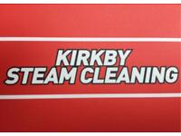 Kirkby steam cleaning
