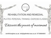 Personal Training- Healing from injury or illness? Or just wanting to get fit and feel healthy?