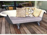 Cast Iron Sofa -Indoor or Outdoor