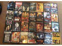 Huge DVD bundle 238 dvds!