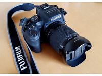 Fujifilm Finepix HS50EXR Bridge Camera
