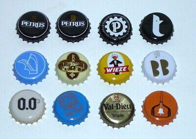Lot de 12 capsules de bière