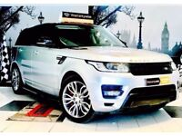 ★🐰FINANCE AVAILABLE🐰★ 2013 LAND ROVER RANGE ROVER SPORT 3.0 SDV6 AUTOBIOGRAPHY DYNAMIC DIESEL