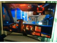 "55""Samsung 4K HDR Smart UHDTV"