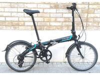 f36ea114112 Dahon Vybe City bike 7 speed folding fold up bicycle