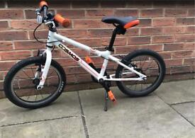 "Cosmos BMX bike 16"" (age 5-7)"