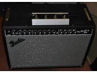 Fender pro reverb guitar amplifier,