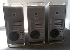 MAC PRO Workstations 3x (Parts + Working - good specs) - Great Condition