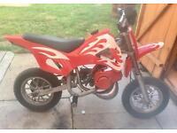50cc 2stroke mini moto
