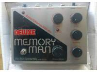 Deluxe Memory Man (interested in swapping/trading)