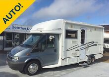 2006 Sunliner Odyssey Automatic Motorhome, Low Mileage! North Narrabeen Pittwater Area Preview