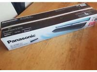 Panasonic Bluetooth soundbar like new condition only used a few time boxed