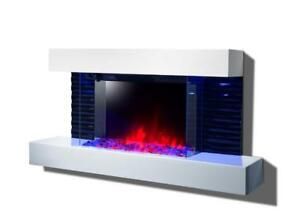 Modern Designer Fireplace Units  *** LIMITED TIME SPECIAL ***