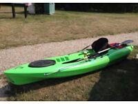 Telesport explore 330 sit on top kayak