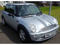Aug 2004 Mini One 1.6L 3door
