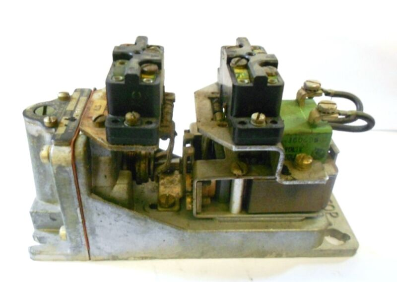 GENERAL ELECTRIC, CR2820B111AA2, SERIES A, PNEUMATIC TIME DELAY RELAY